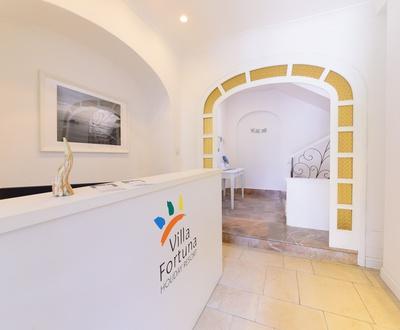 Ricezione   Villa Fortuna Holiday Resort