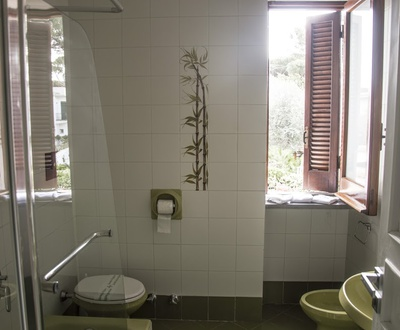 Bagno   Villa Fortuna Holiday Resort
