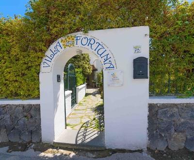 Ingresso   Villa Fortuna Holiday Resort